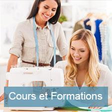Cours et formations de couture aux Ets Stecker