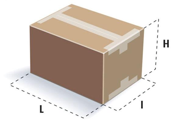 Dimensions maximales de votre colis