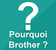 Pourquoi Brother ? - Ets Stecker - Machines à coudre et à broder