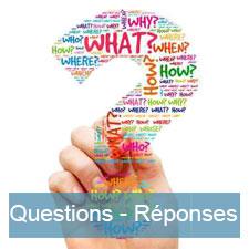 Questions fréquemment posées (FAQ)