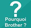 Pourquoi Brother ? - Ets Stecker - Machines à coudre et à broder