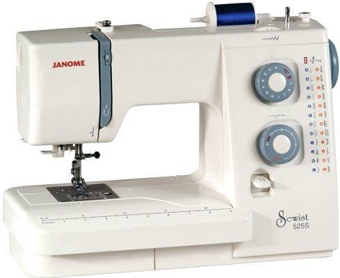 Machine à coudre Janome Sewist 525S