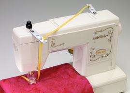 Machine à feutrer Babylock Embellidher - Guide pour ruban