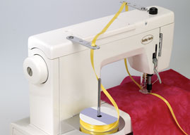 Machine à feutrer Babylock Embellidher - Support pour ruban