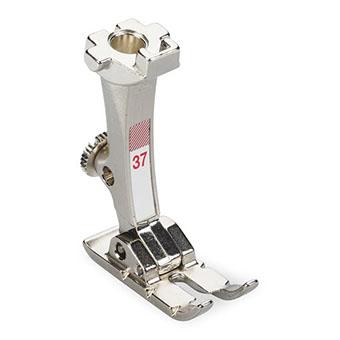 Pied pour patchwork 37 - Machine à coudre Bernina B475 QE Série 4
