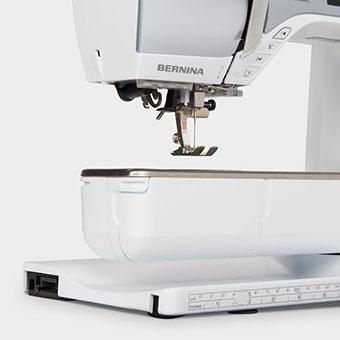 Machine à coudre et à broder Bernina 540 - Plus d'espace pour une plus grande liberté de créer