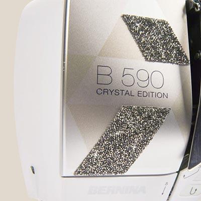 Design Glamour - Bernina 590 Crystal Edition