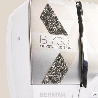 Design Glamour - Bernina 790 Plus Crystal Edition