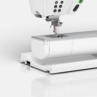 Machine à coudre et à Broder Bernina 880 Plus - Ces fonctions automatiques sont à vous