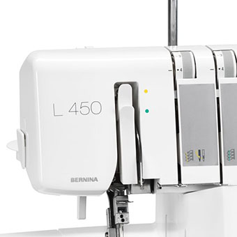 Surjeteuse Bernina L 450 - Enfilage simple