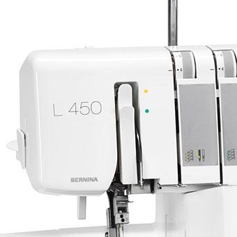 Surjeteuse Bernina L 450 - Enfilage simple