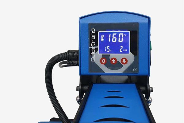 Écran de haute qualité - Presse à chaud Calortrans CT3838 II