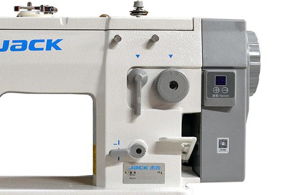 Bouton d'ajout de points - Machine à coudre industrielle Jack 20U