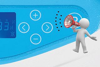 Aide vocale - Machine à coudre industrielle Jack A4