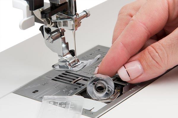 Capteur optique de fin de canette - Janome Continental M7 Professional