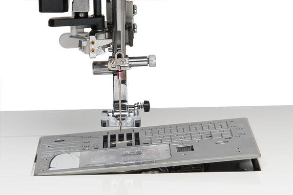 Conversion informatisée de la plaque d'aiguille One-Touch - Janome Continental M7 Professional