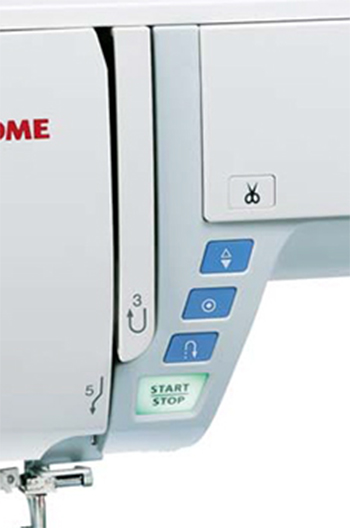 Machine à coudre Janome Skyline S3 - Avantages