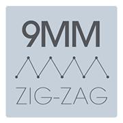 Machine à coudre Janome SKyline S5 - ZigZag de 9 mm