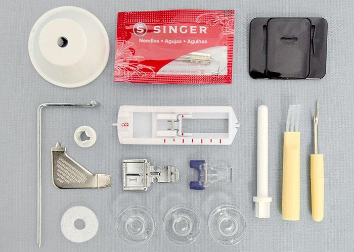 Accessoires de la machine à coudre Singer Fashion Mate 3333