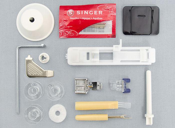 Accessoires machine à coudre Singer 3342