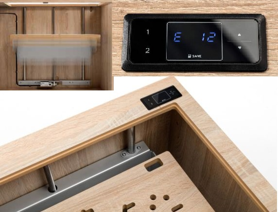Table Machine A Coudre Reglable 40 12