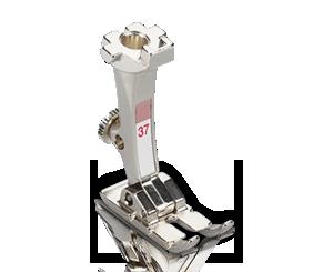 Machine à coudre BERNINA 550 QE - Pied pour patchwork 37