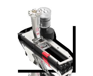 Machine à coudre et à broder Bernina 590 - Pied boutonnière 3A