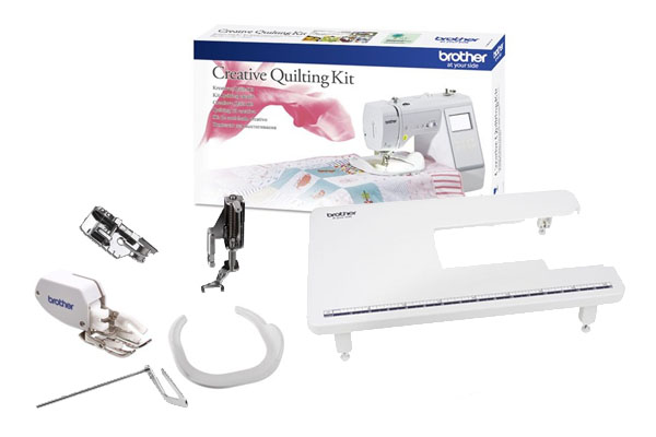 Kit quilting Brother QKM2