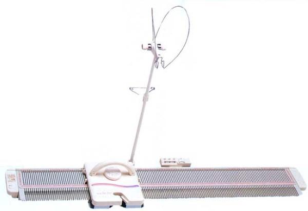 Machine à tricoter Silver Reed LK150