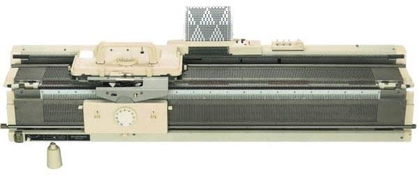 Silver Reed SK280 avec la double fonture SRP60N