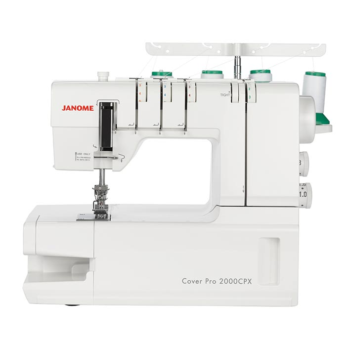 Recouvreuse Janome 2000 CPX Limited Edition