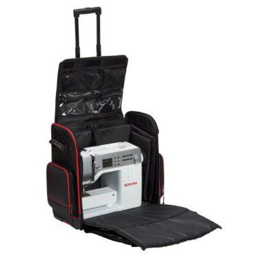 valise roulette trolley large bernina ets stecker bertrix. Black Bedroom Furniture Sets. Home Design Ideas