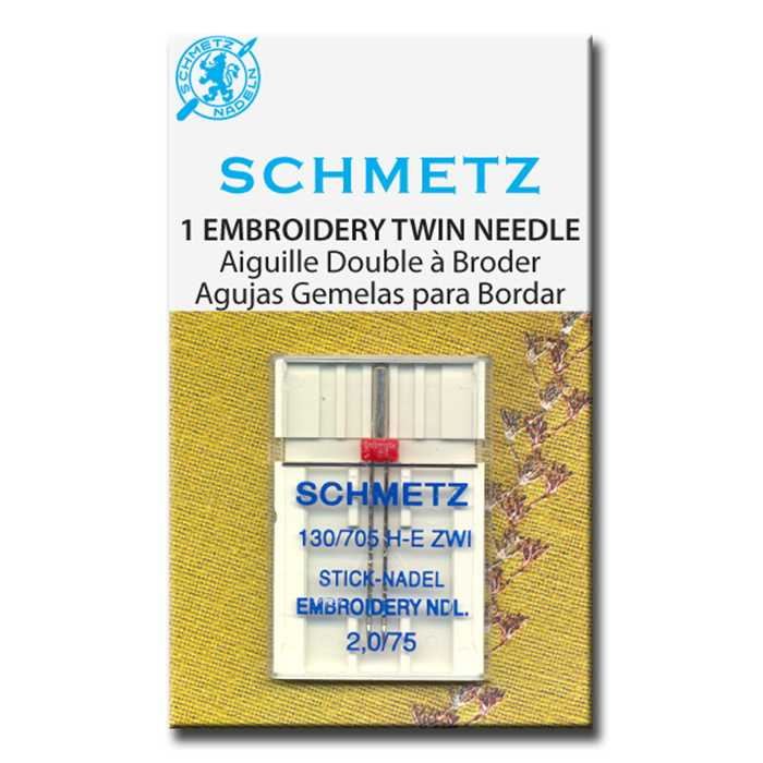 Aiguille double broderie (SB1)