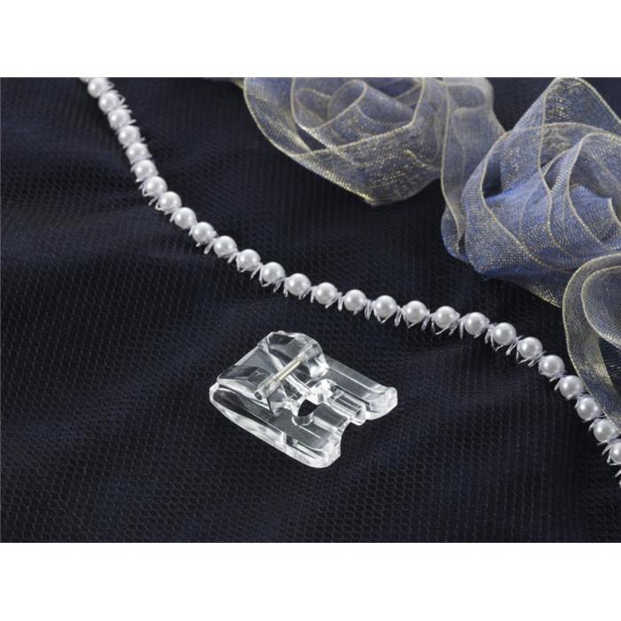 Pied passepoil (5mm), perles SUBSTITUT