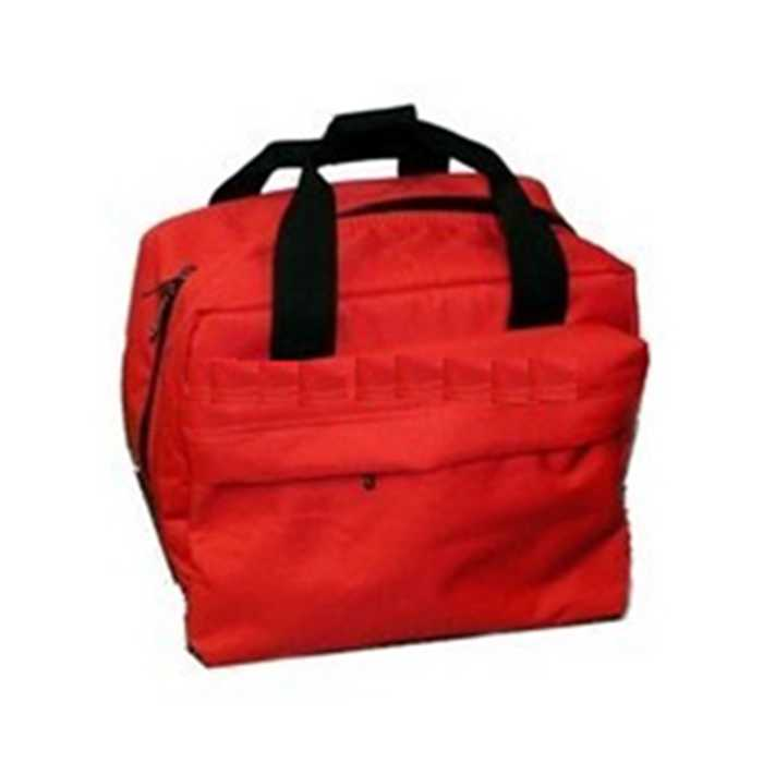 Sac / Valise de transport nylon rouge