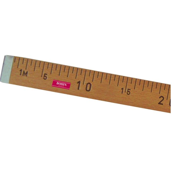 Ets stecker m tre de couturier en bois 100 cm for Couturiere en bois