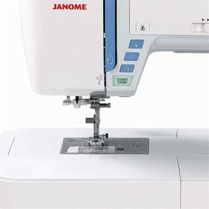 JANOME Skyline S5 + table