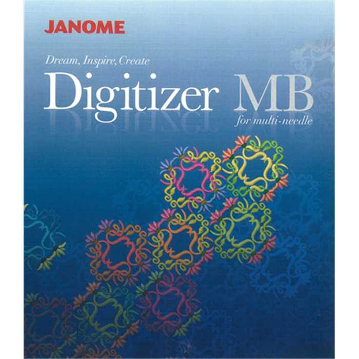 Formation Janome Digitizer