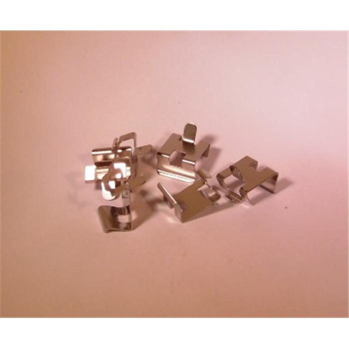 Ets stecker set de clips de cadre 10pi ces for Clip de verre cadres photo ikea