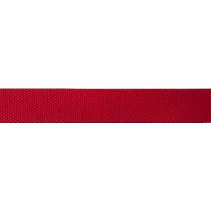 Sangle coton Rouge 40mm /m