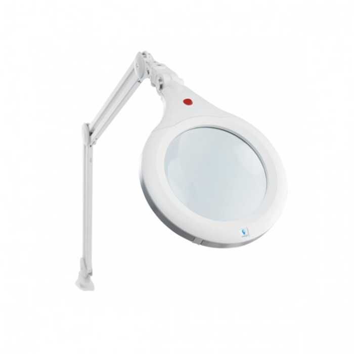"Lampe loupe LED 5"" UltraSlim XR Daylight"
