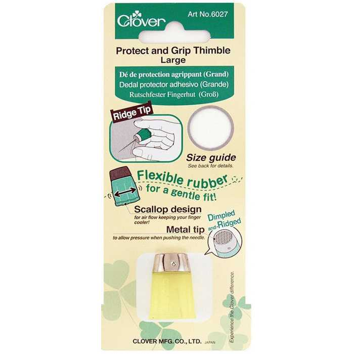 Dé de protection agrippant 17mm Clover