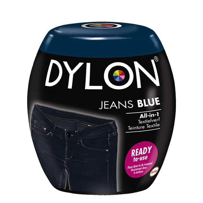 Teint Dylon machine Bleu jeans