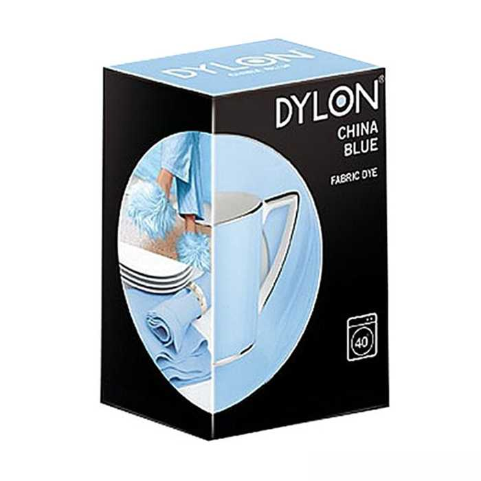 Teinture machine Dylon - Bleu clair