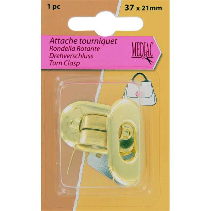 Attache tourniquet 37x21mm