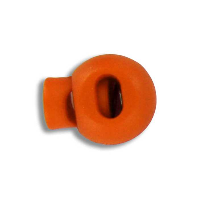 Arrêt de cordon orange 22mm