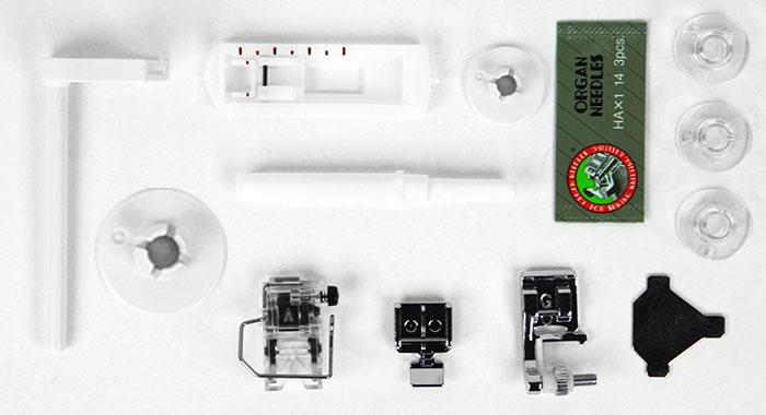 Accessoires Janome Sew Mini Platinum
