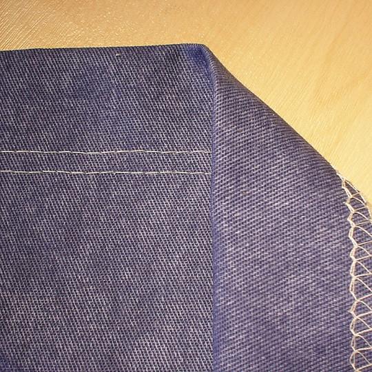 Exemples d'utilisation de l'accessoire de couture d'ourlet