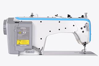Système intégré propre et sécurisé - Machine à coudre industrielle Jack A4