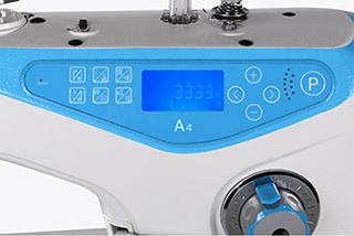 Facile à apprendre et à utiliser - Machine à coudre industrielle Jack A4